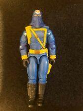 """G.I. Joe Cobra Commander Hood Hooded Dress Action Figure 3.75"""" Hasbro 1997"""