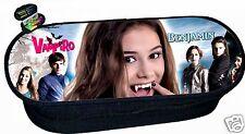 trousse à crayons REF 207  chica vampiro  personnalisée avec prénom