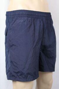 Ralph Lauren Navy Blue Swim Shorts Trunks Yellow Pony NWT