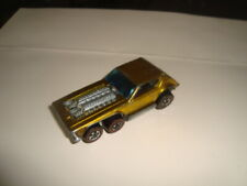 HOT  WHEELS  REDLINE      OPEN  FIRE   YELLOW   SELTEN  !!