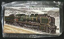 France #4218 MNH S/S Sealed Pack EUR14.00 Pacific 231 K8 Locomotive