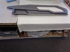 "RANGER / TRITON GRAY PLASTIC SIDE PANEL W / LIGHT STRIP 61 1/2"" X 18 1/2""  BOAT"