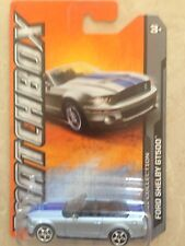 Matchbox - 2011 - #07 - Ford Shelby GT500