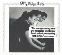 KITTY, DAISY & LEWIS / KITTY, DAISY & LEWIS + BONUS TRACKS * NEW DIGIPACK CD *