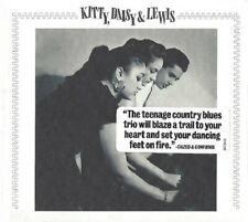 KITTY, DAISY & LEWIS / KITTY, DAISY & LEWIS + BONUS TRACKS * NEW DIGIPACK CD *