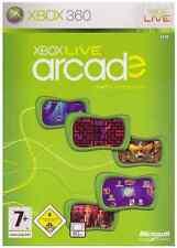 XBOX 360-XBOX LIVE ARCADE compilazione Disc (PAC MAN / ONU ECT) ** NUOVO e SIGILLATO