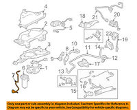 New Genuine OEM P rear no.6 4899960010 height control 48999-60010 Toyota Tube