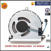 VENTILADOR NUEVO / FAN HP PAVILION 15-AU 15-AW  859635-001  NS85B00-15K09  FAN23