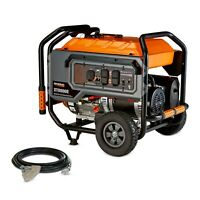 Generac 6433 - XT8000E 8,000 Watt Electric Start Portable Generator, 49 ST/CSA