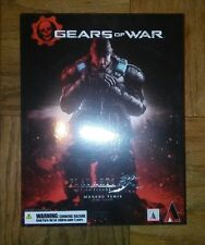 "Play Arts Kai Figure Gears Of War ""Marcus Fenix"""