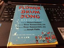 Flower Drum Song based on Novel C. Y. Lee Fireside Theatre Book Club Ed 1959