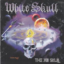 WHITE SKULL - The XIII Skull - CD - Neu OVP - Melodic Metal
