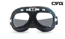 CRG Vintage Bike Aviator Pilot Style Motorcycle Cruiser Scooter Goggles T01-1