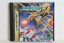 Darius Gaiden Shooter Sega Saturn SS Japan Import US Seller SHIP FAST