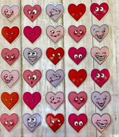 Foil Hearts Stickers Planner Papercraft Journal Party Favors Valentine's Day