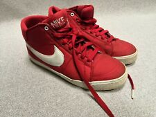 Nike High Tops Red Size 6