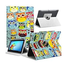 """Housse Etui Motif KJ23 Universel L pour Tablette Polaroid Rainbow+ 10,1"""""""