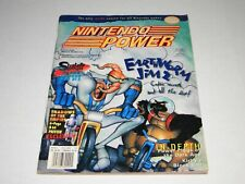 Nintendo Power volume 83 with poster Earth Worm Jim 2 Shadows of the Empire