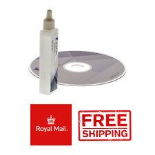 Disco Limpiador de lentes de CD 20 Ml