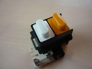 Genuine Miele washing machine Push button switch 665-011 - W500/W3000 series 6