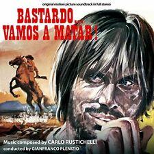 Carlo Rustichelli – Bastardo, Vamos A Matar OST CD Digitmovies Go Kill Chaco