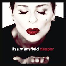 LISA STANSFIELD DEEPER CD ALBUM - (Released 6/04/2018)