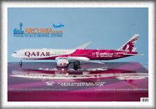 "JC Wings 1:400 Qatar Airways Boeing 777-300ER ""World Cup 2022 - A7-BEB"" XX4489"