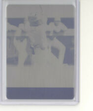 Jonathan India 1/1 black printing plate card 2018 Leaf Ultimate 1991 NM Reds