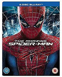 The Amazing Spider-Man (Blu-ray) [2012] [Region Free], , Used; Good Blu-ray