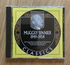 Muggsy Spanier 1949-1954 Chronological Classics Jazz NM 2005 Rare
