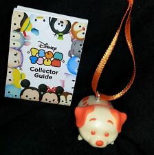 Disney Tsum Tsum Color Pop Orange Medium Lucky pup Christmas Ornament-101