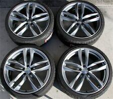 "(4)set 19"" 19x8.5 5x112 Rs Type Wheels & Tires Audi A4 A6 A7 A8 S6 S7 S8 S5 18"