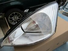 OEM Left Driver Side LH Ford Focus New Headlight Head Light 4 DR H/B 00 02 03 04