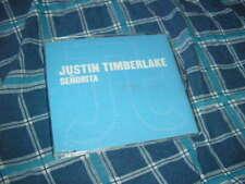 CD Pop Justin Timberlake Senorita 3Tr JIVE Promo