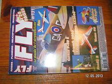 ,, Fly n°131 Plan encarté Scarab'Aile / Venus 40 Extra 330L Bossanova Curtiss P