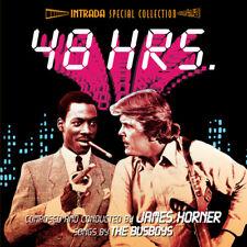 48 HEURES (MUSIQUE DE FILM) - JAMES HORNER (CD)