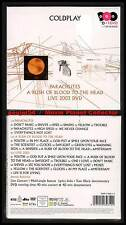 "COLDPLAY ""Parachutes,A Rush Of Blood To The Head,Live 2003""(2 CD+1 DVD)2007 NEUF"