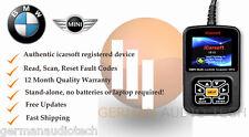 BMW E53 X5 DIAGNOSTIC SCANNER TOOL FAULT CODE RESET iCarsoft i910 2000 - 2006