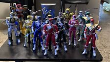 MMPR Power Rangers Legacy/Lightning Collection