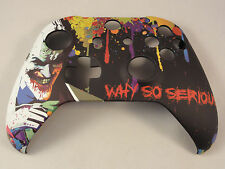 Joker Soft Touch, Front Shell For Xbox One S Controller - New - Model 1708