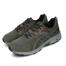 Asics Gel-Venture 7 Mantle Green Mens Trail Running Shoes 1011A560-301
