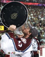 PATRICK ROY 2001 Stanley Cup Championship 8X10 Photo  COLORADO AVALANCHE