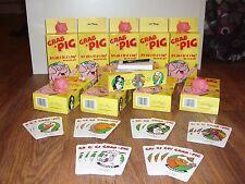 """GRAB A PIG FUN CARD GAMES BUNDLE """"ORIGINAL"""""""