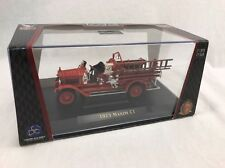 ROAD SIGNATURE Series 1923 Maxim C1 RED FIRE ENGINE 1:43 DIECAST MODEL 43002