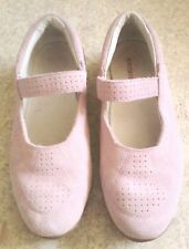 a732f396914a7 KICKERS BALLERINES BABIES LOAFERS CHAUSSURES CUIR ROSE 38 FEMMES LEATHER  SHOES