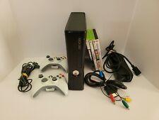 Microsoft Xbox 360 S Black Console