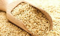 200 gram Sesame Seeds White - Premium Quality - Vacuum Packed - Free postage
