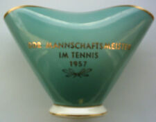 Orig.Pokal / 1.Platz   DDR Meister im Tennis 1957 - SC Einheit Berlin !! RARITÄT