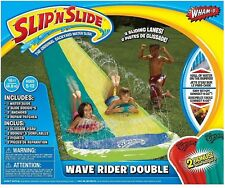 HUGE Summer Slip-n-slide 50 Metre Heavy Duty Slippery Water Slide Material