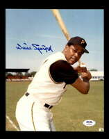 Willie Stargell PSA DNA Coa Signed 8x10 Photo Autograph